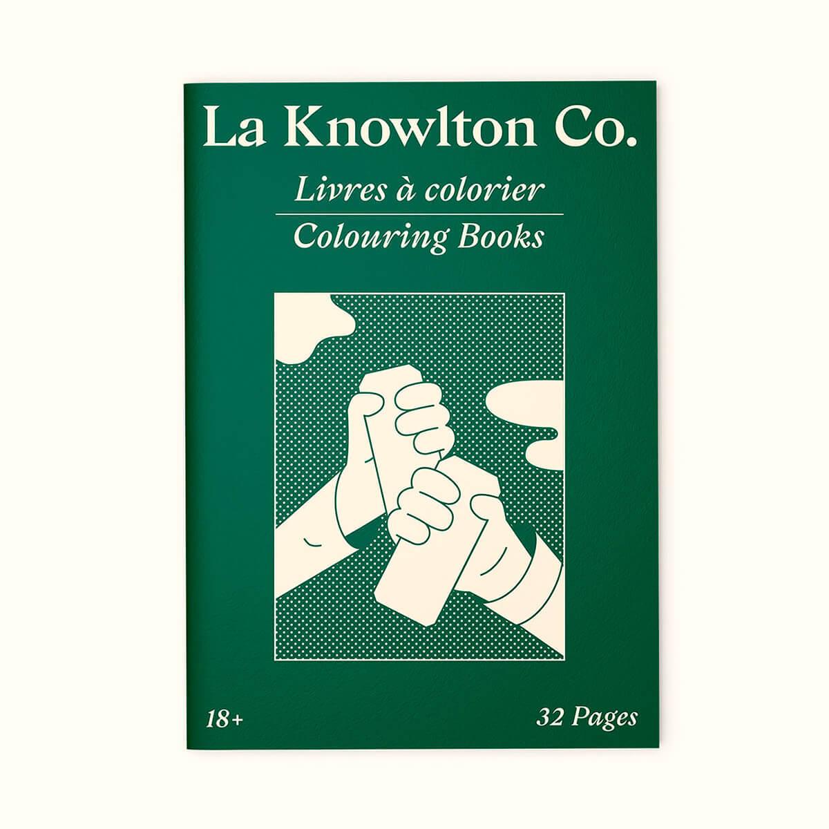 Colouring Book - La Knowlton Co.