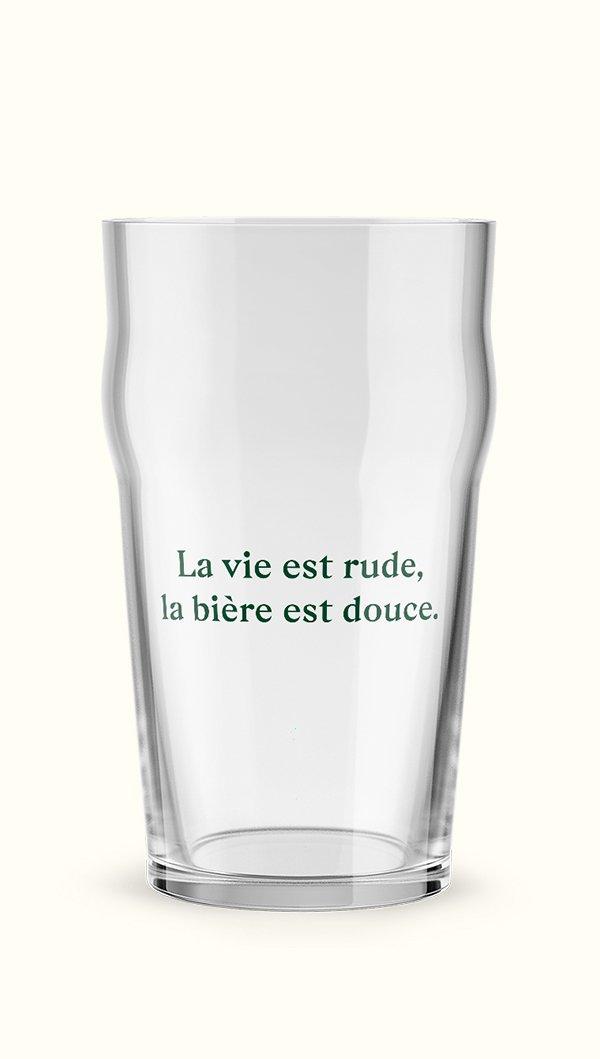 Pint Glass - La Knowlton Co.